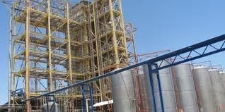 Solvents Recovery columns
